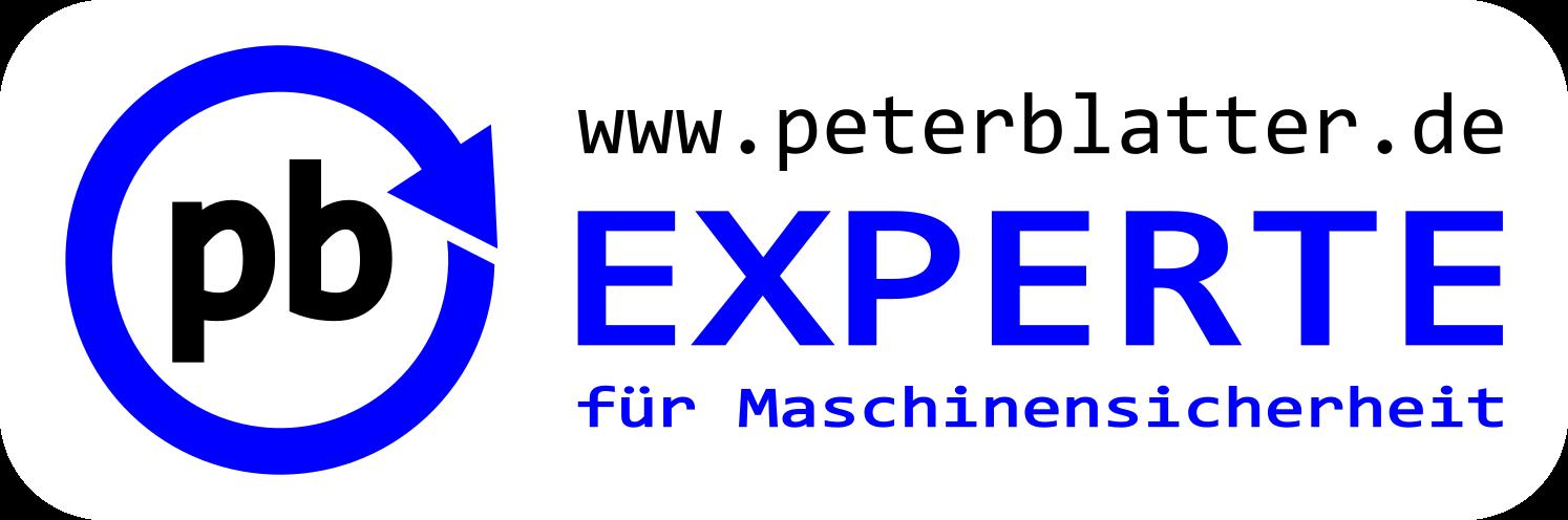 Peter Blatter – Experte für Maschinensicherheit